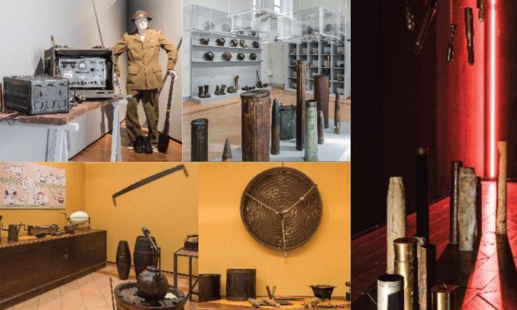 """San Severino, """"Memorie di una Terra"""": a palazzo Servanzi Confidati allestiti due musei"""