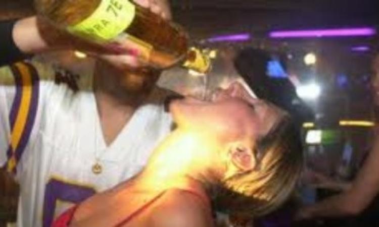 La strada delle Vittime - Violenza sessuale e assunzione volontaria di alcolici
