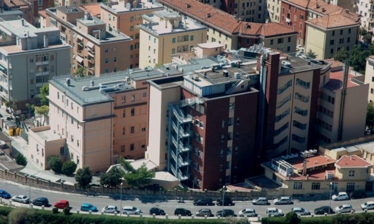 Astea Energia al fianco dell'ospedale Salesi di Ancona