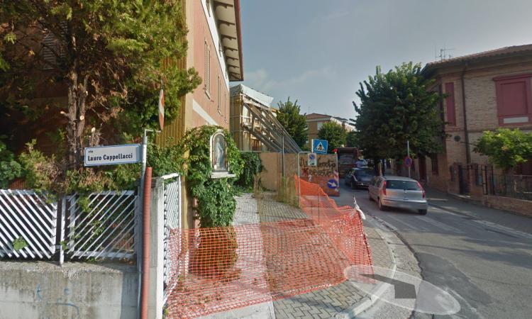 Tolentino, un tratto di viale Vittorio Veneto chiude al traffico: ecco i divieti di sosta validi sino al 2023