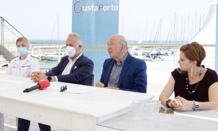 """Civitanova, """"Gustaporto"""" è la manifestazione a 360° che apre l'estate 2021: il programma"""