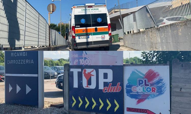 """Civitanova, pomeriggio """"caldo"""" nei pressi del night: rissa tra due ragazze, una finisce in ospedale"""