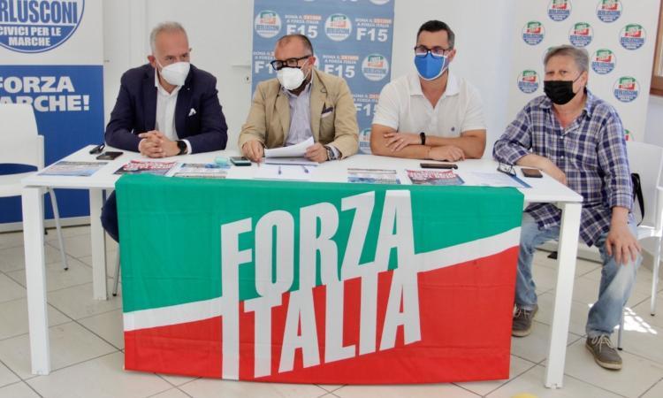 Civitanova, Forza Italia presenta la sua idea di riforma fiscale: nel weekend volantinaggio e raccolta firme