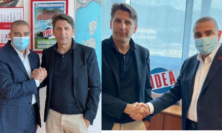C'è la stretta di mano con Canil: Francesco Micciola sarà ancora il ds del Matelica