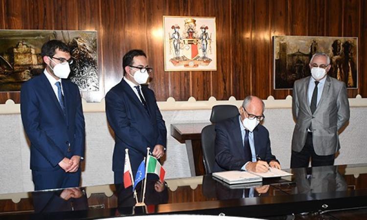 Unimc, accordo di cooperazione con la Banca Centrale di Malta