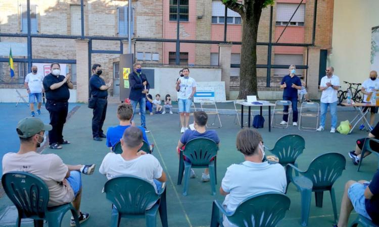 A Tolentino debutta il calcio tennis: al via il prima edizione del torneo all'Oratorio Don Bosco