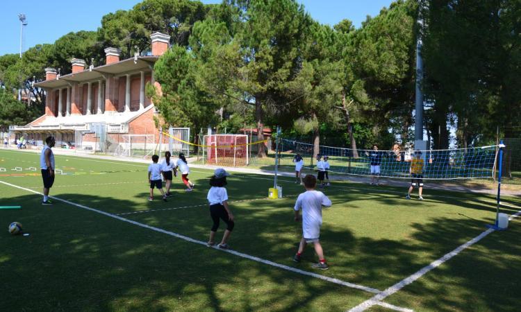 """Pallavolo Macerata, Laura Morresi: """"Camp Estivo un successo, il segnale più bello è il divertimento dei bambini"""""""