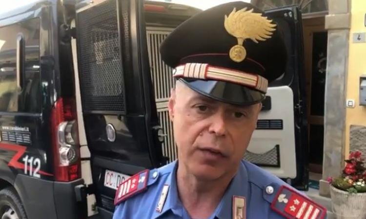 """""""Grazie comandante Danilo Ciccarelli"""": è marchigiano il salvatore del piccolo Nicola"""
