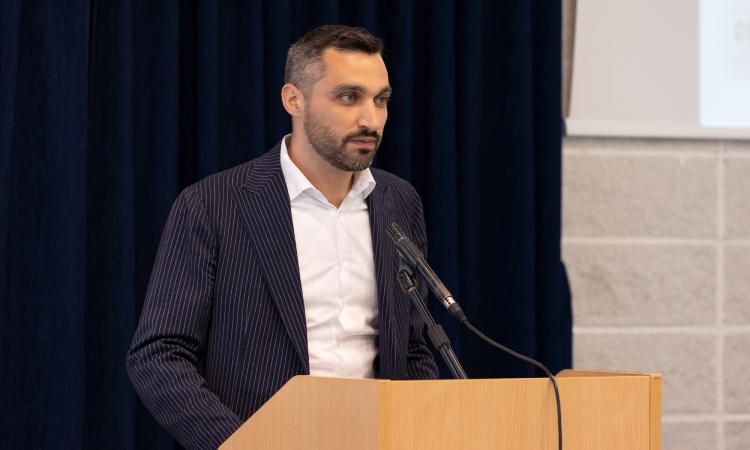 Confindustria Macerata, Alessio Castricini è il nuovo presidente dei Giovani Imprenditori