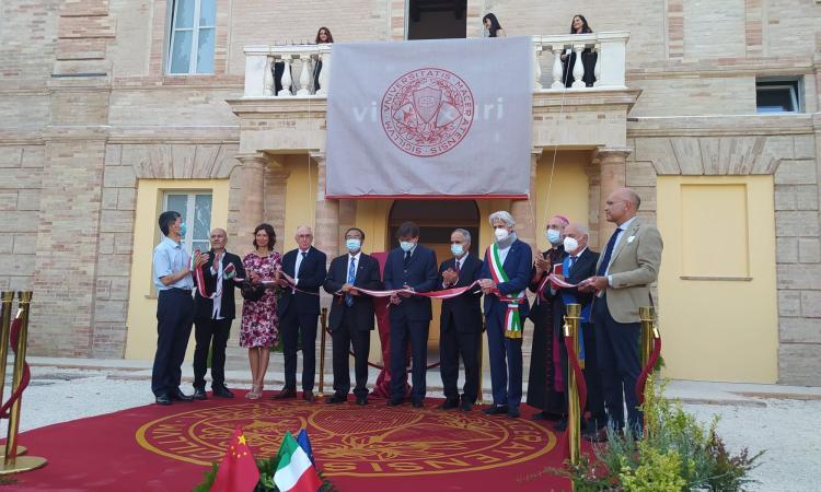 Macerata, Villa Lauri torna splendere grazie a Unimc: sarà il nuovo polo di studi sulla Cina (FOTO)