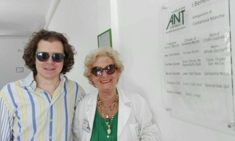 Civitanova, al Varco sul Mare il concerto Pro Ant diretto dal Maestro Sorichetti