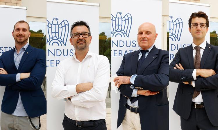 Confindustria Macerata, Sauro Grimaldi eletto nuovo Presidente: ecco i suoi quattro vice