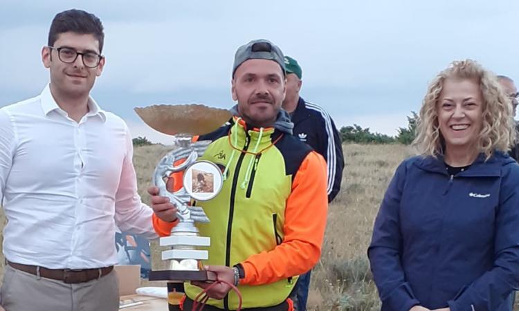 Serrapetrona, Palmucci vince la gara amatoriale per cani da ferma in memoria di Natalini