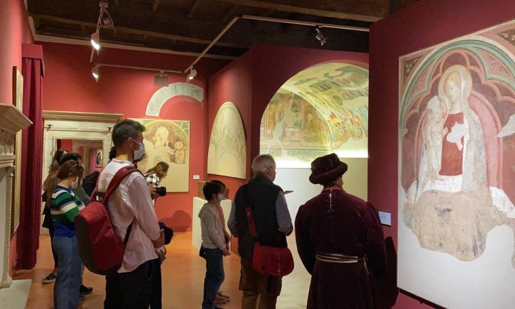 Il nuovo itinerario culturale di San Severino:  due le modalità di fruizione