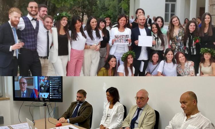 Unimc, il saluto dell'ambasciatore italiano in Cina agli studenti del Master in Global Management