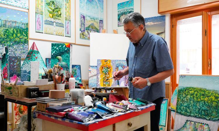 Il viaggio di Carlo Iacomucci tra pittura e incisione: mostra personale a Jesi dal 2 al 31 ottobre