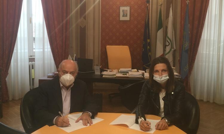 Serrapetrona, intervento a Caccamo: accordo tra Provincia e Comune