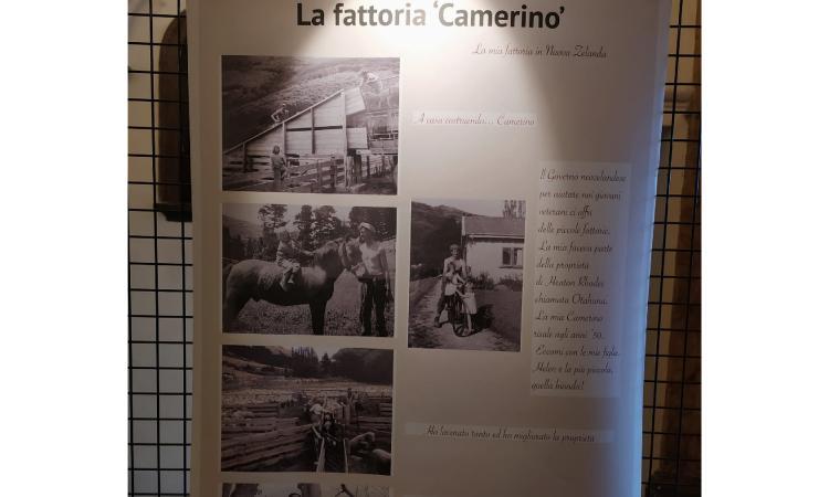 I ricordi di guerra di un giovane combattente neozelandese: mostra fotografica a Camerino