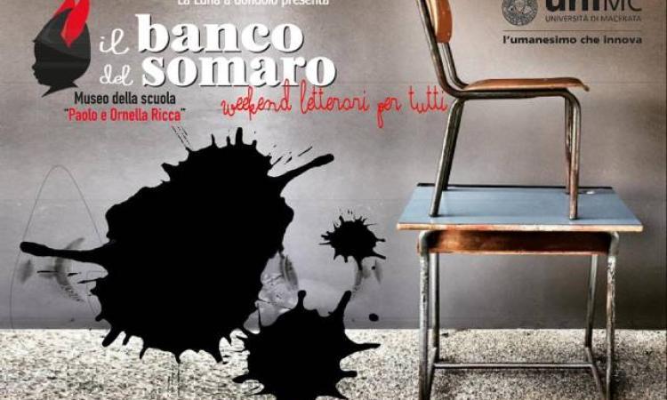 A Macerata si prepara un weekend letterario al Museo della Scuola