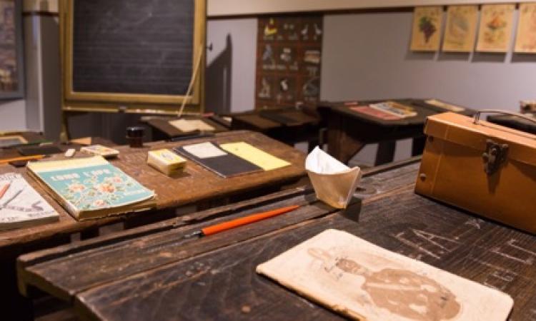 Nuovo allestimento al Museo della Scuola Ricca: al via le prenotazioni per le scuole
