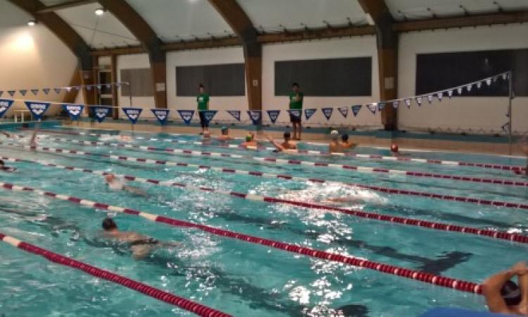 Inizia alla grande la stagione del Centro Nuoto Macerata