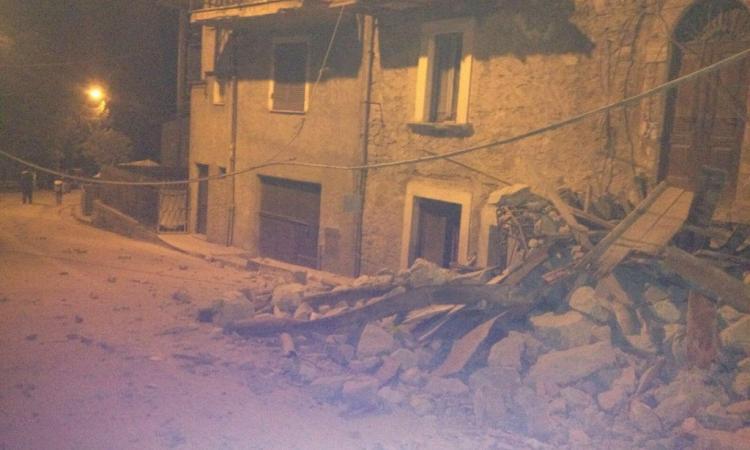 Quasi vent'anni dopo l'inferno: pauroso terremoto fra Umbria e Lazio