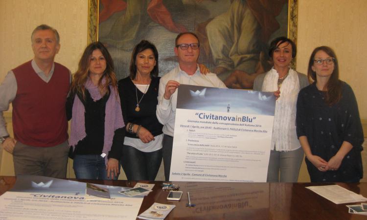 Civitanova, il Comune aderisce alla giornata mondiale sull'autismo